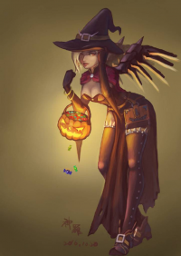 Mercy/Witch from Baby80526