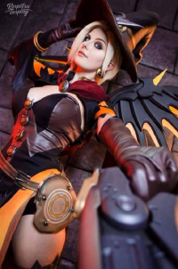 Tayla Barter as Mercy/Witch