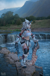 Natasha Firsakova as Kirin Armor