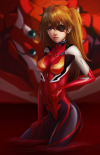 Asuka Langley Soryu from Rafa ArSen