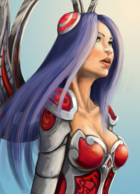 Irelia from Brian Chan