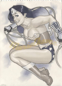 Wonder Woman from Mario Chavez