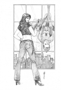 Mary Jane Watson from Garrie M Gastonny