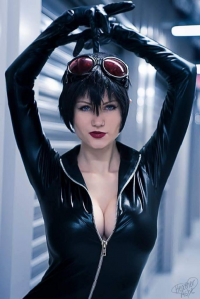 Ashe Iverk as Catwoman
