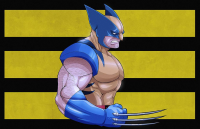 Wolverine from Patrick T.
