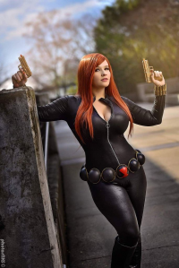 Sara Stormborn as Black Widow