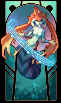Naga Siren from Sam-bragg