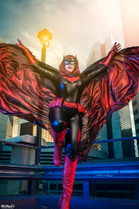Scarlet Lithium Cosplay as Batwoman