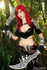 Adami Langley as Katarina