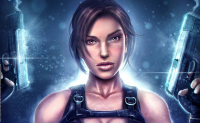 Lara Croft from Eddy Shinjuku