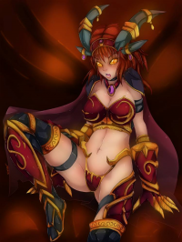 Alexstrasza from Slugbox