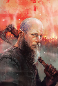 Ragnar Lothbrok from Kittrose