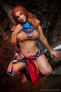 Lara Lunardi as Aloy
