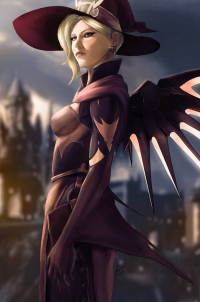 Mercy/Witch from Vincywp