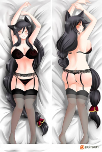 Ahri from Saintxtail