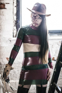 Kira Krueger as Freddy Krueger