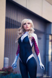 Rolyat as Spider Gwen