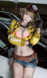Misa Chiang-米砂 as Cindy Aurum