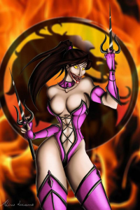 Mileena from Aline Luciano