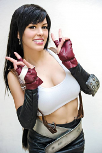 Nadya Sonika as Tifa Lockhart