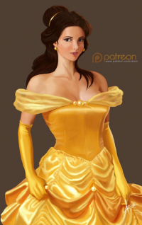 Belle from Arionart