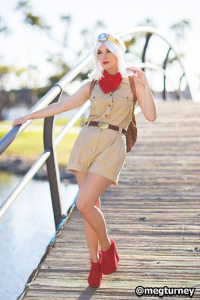 Meg Turney as Toad