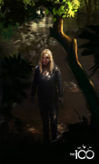Clarke Griffin from Papurrcat