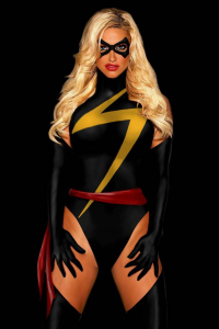 Ms. Marvel from Chillyplasma