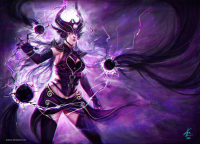 Syndra from Astri Noviani