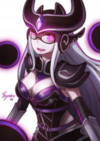 Syndra from Ukrit Romphopark