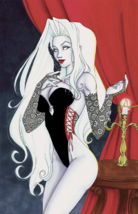 Lady Death from Jackie Santiago