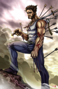 Wolverine from Tyrinecarver