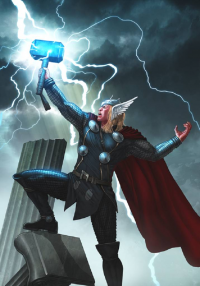 Thor from Casey Heying
