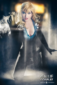 Leah Burroughs as Sue Storm