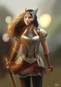 Lady Sif from Gabiuliana