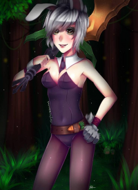 Riven/Bunny from maryfraser
