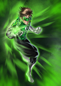 Green Lantern from atenx