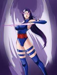 Psylocke from Metalbolic