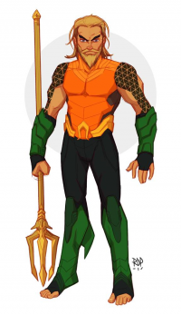 Aquaman from Samuraiblack