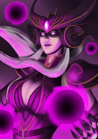 Syndra from Ron Broyde
