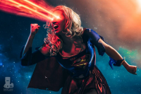 Supergirl from David Love