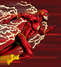 The Flash from Marc Ouellette