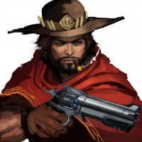 McCree from Metalbolic