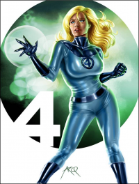 Sue Storm from ArcosArt
