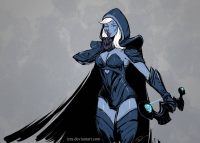 Drow Ranger from Izra