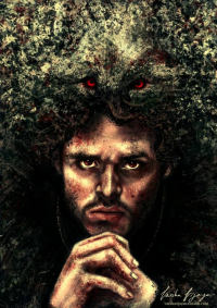 Robb Stark from To Slash A Twisted Line