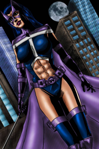 Huntress from Marc Ouellette