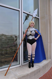 Miss Kitty's Cosplay as Valkyrie