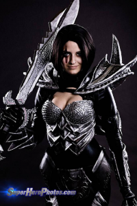 Friscoblondie as Daedric