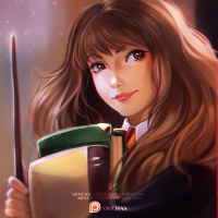 Hermione Granger from Olchas